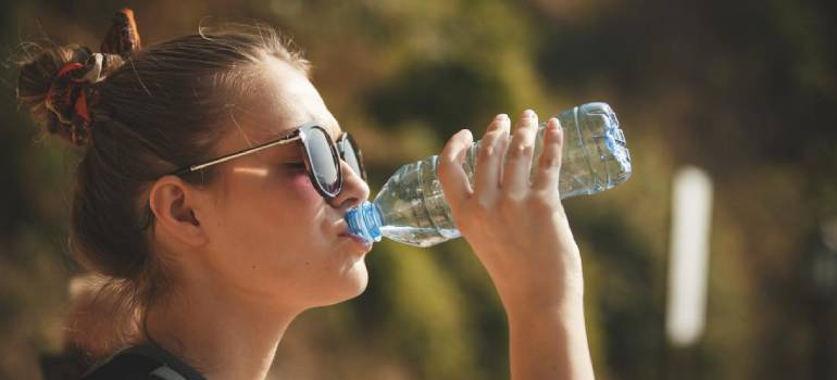 How to keep your body cool when exercising in hot weather_